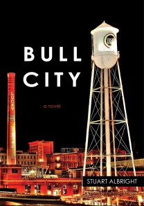 Bull City front cover only